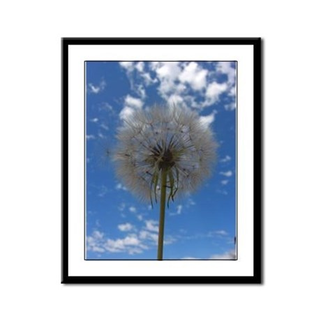 Seeds of a Dream Framed Panel Print