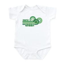 Keepin' It Green Infant Bodysuit