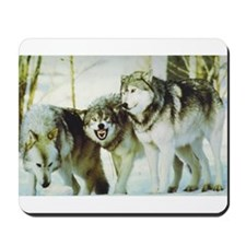 """Wolves"" Mousepad"