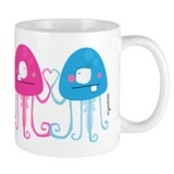 Jellyfish Small Mug