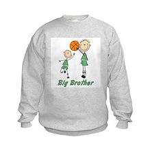 Stick Basketball Big Brother Sweatshirt