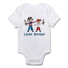 Stick Pirates Little Brother Infant Bodysuit