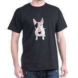 White bull terrier T-Shirt