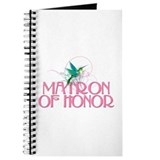 Hummingbird Matron of Honor Journal