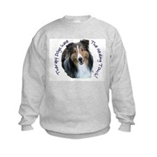 Therapy Dogs...Healing Touch Sweatshirt