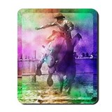 Saddlebronc Mousepad