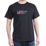 Steele 06 Black T-Shirt