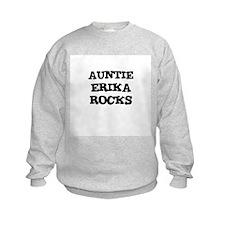 AUNTIE ERIKA ROCKS Sweatshirt