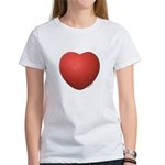 Dodgeball Love Women's T-Shirt