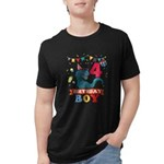Dodgeball Love Organic Kids T-Shirt (dark)