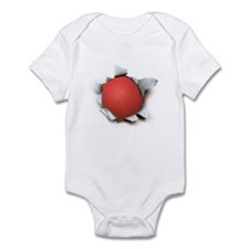 Dodgeball Burster Infant Bodysuit