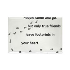 Friends Rectangle Magnet (100 pack)