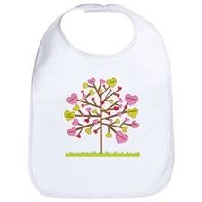 Love Tree Bib