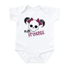 Punk Princess Infant Bodysuit