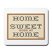 Home Sweet WAHM Mousepad