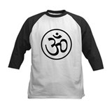 Aum Black Tee