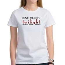 Eat Sleep Twilight Tee