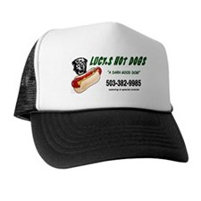 Unique Eat Trucker Hat