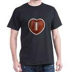 Football Love Dark T-Shirt