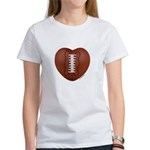 Football Love Women's T-Shirt
