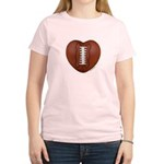 Football Love Women's Light T-Shirt