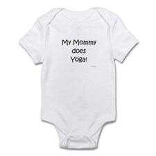 My Mommy does Yoga! Infant Bodysuit