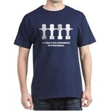 No Spinning in Foosball T-Shirt
