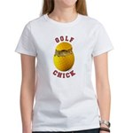 Golf Chick 2 Women's T-Shirt