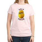 Golf Chick 2 Women's Light T-Shirt
