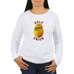 Golf Chick 2 Women's Long Sleeve T-Shirt