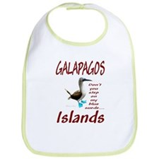 Galapagos Islands- Bib