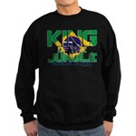 King of the Jungle Sweatshirt (dark)