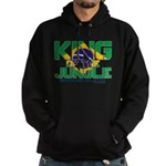 King of the Jungle Hoodie (dark)