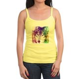 Wolf Gaze Art Tank Top