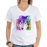 Wolf Gaze Art Shirt