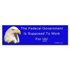 federal government blue