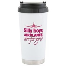 Silly Boys Corsair Ceramic Travel Mug