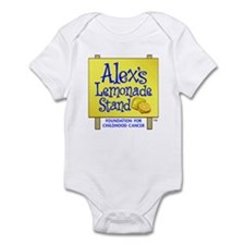 Cute Lemonade Infant Bodysuit