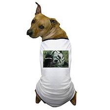Peek-A-Boo Panda Dog T-Shirt
