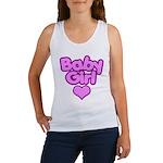 Baby Girl Women's Tank Top