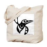 Haida Hummingbird Tote Bag