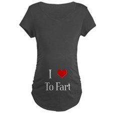 I Heart To Fart T-Shirt
