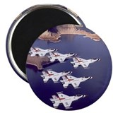 "Thunderbirds 2.25"" Magnet (10 pack)"
