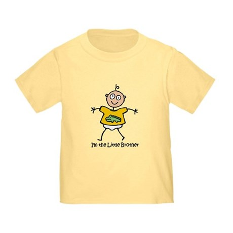 I'm the Little Brother Toddler T-Shirt