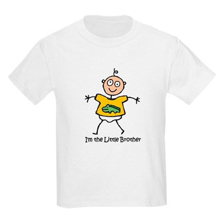 I'm the Little Brother Kids Light T-Shirt
