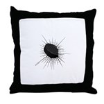Hockey Buster Throw Pillow