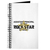 Asst Principal RockStar by Night Journal