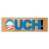 Ouch Bumper Sticker (50 pk)
