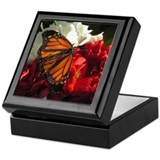 Monarch Keepsake Box