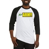 Fly Army Baseball Jersey